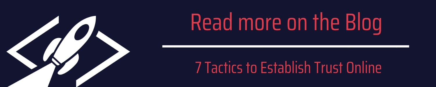 read more on the blog: 7 tactics to establish trust and grow a loyal audience online