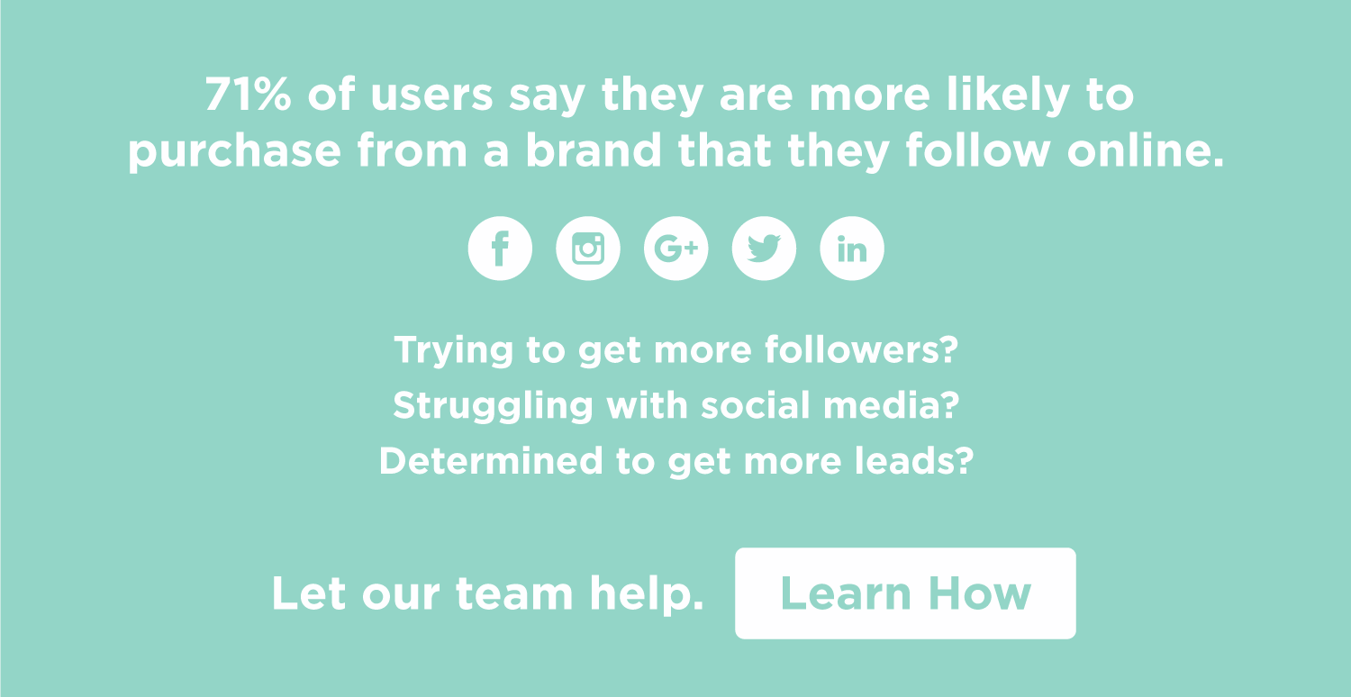 Determined to get more leads? The Trajectory team can help
