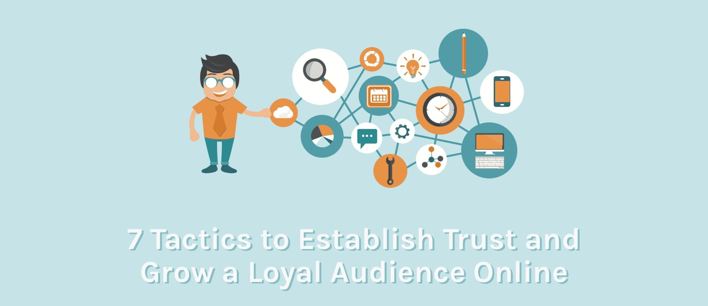 7 tactics to establish trust