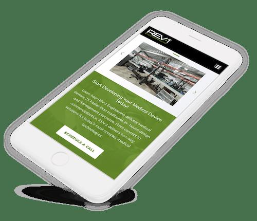 fast mobile website design