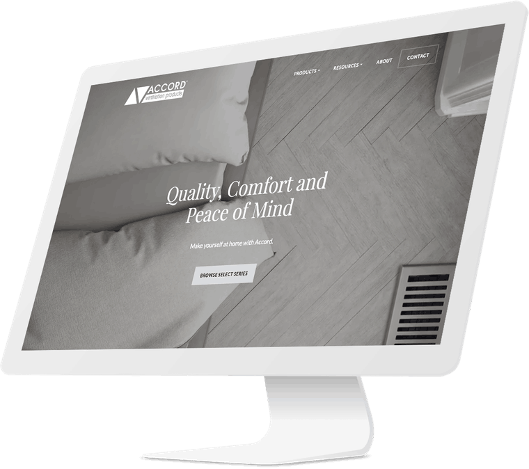 Industrial ventilation manufacturer website