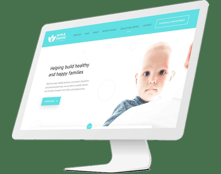 Birth and Beyond website