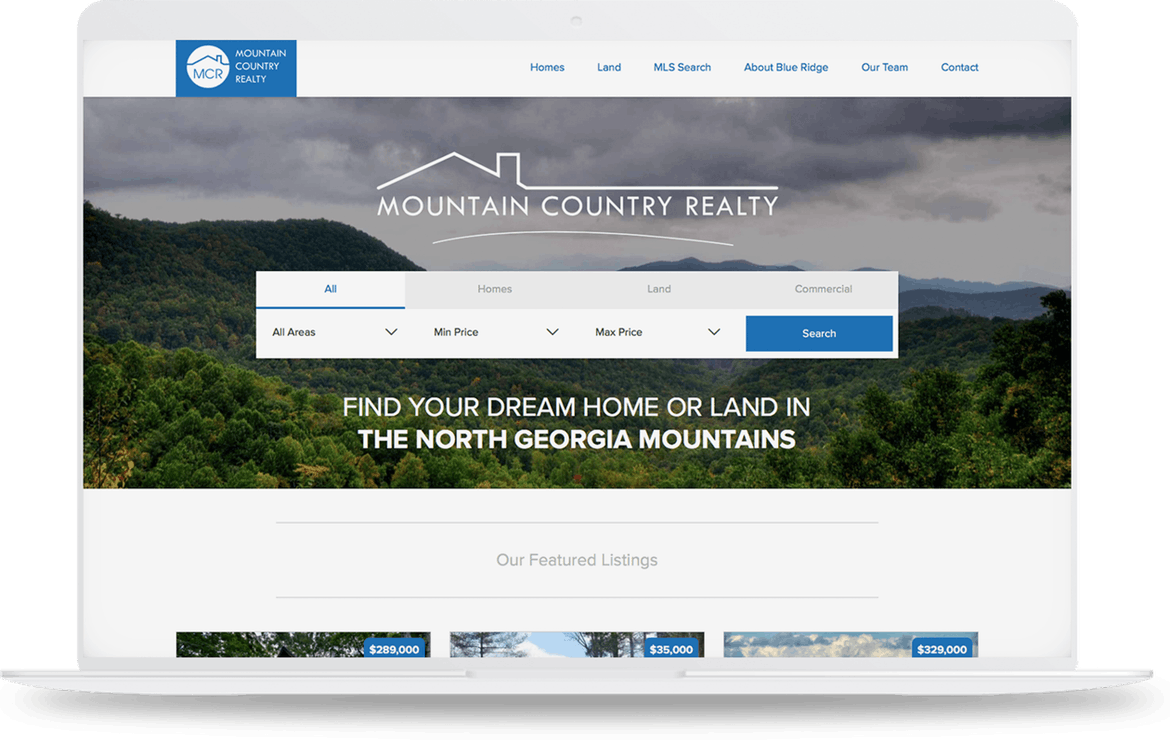 The redesigned website is designed to convert users