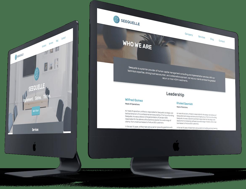 A faster, content-rich, modern website.